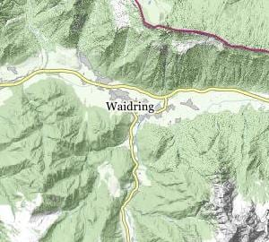 Interaktive Karte Pillerseetal