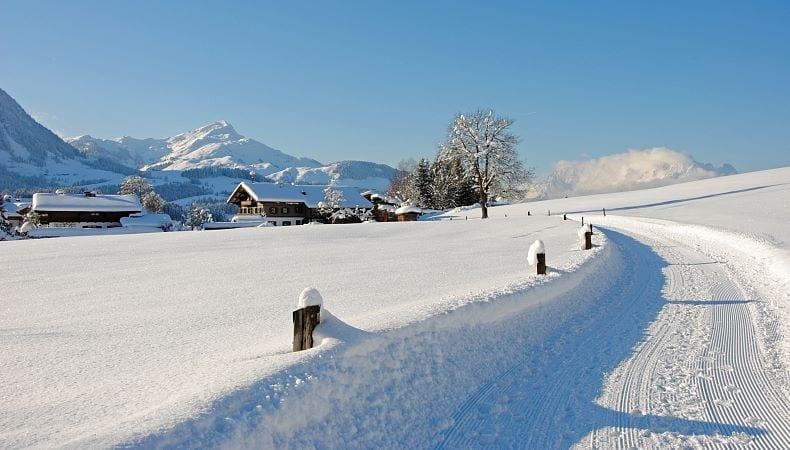 © Apartment Aschaber Waidring | Winterwandern