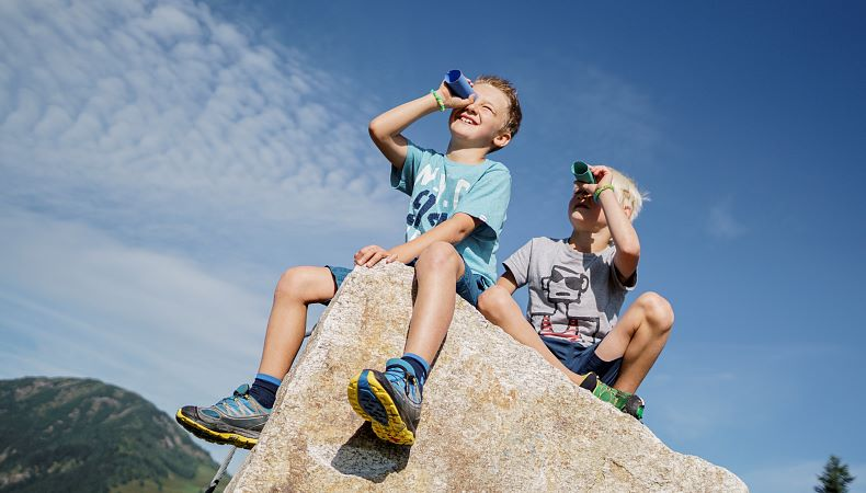 © Aschaber Waidring | Kids
